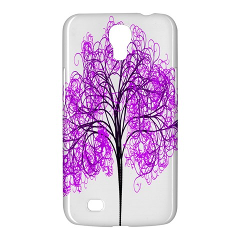 Purple Tree Samsung Galaxy Mega 6.3  I9200 Hardshell Case