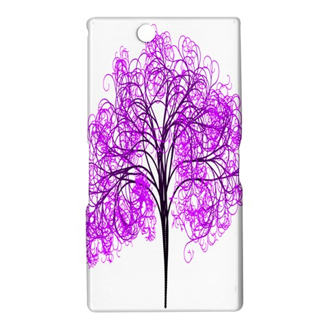 Purple Tree Sony Xperia Z Ultra