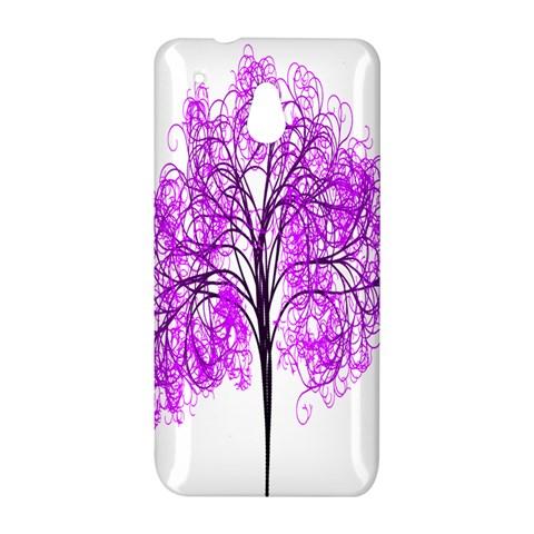 Purple Tree HTC One Mini (601e) M4 Hardshell Case