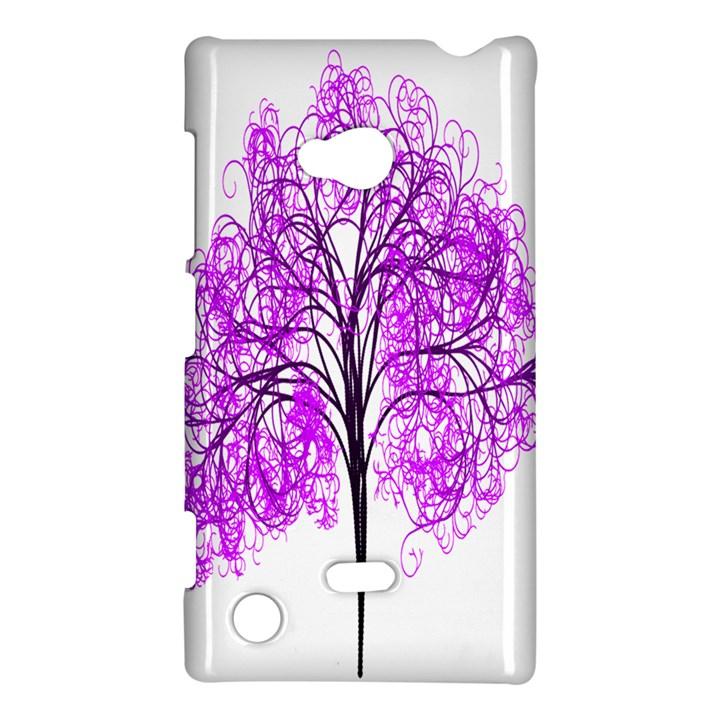 Purple Tree Nokia Lumia 720