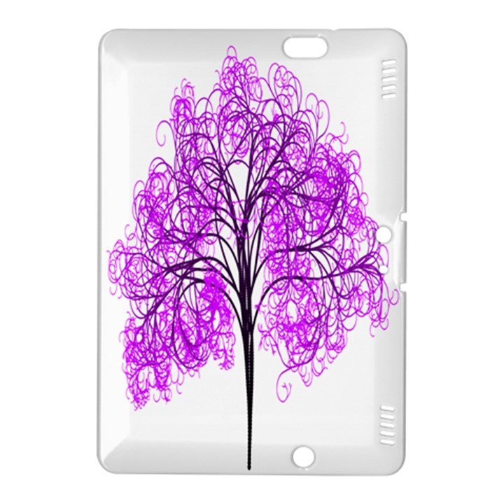 Purple Tree Kindle Fire HDX 8.9  Hardshell Case