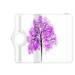 Purple Tree Kindle Fire HDX 8.9  Flip 360 Case