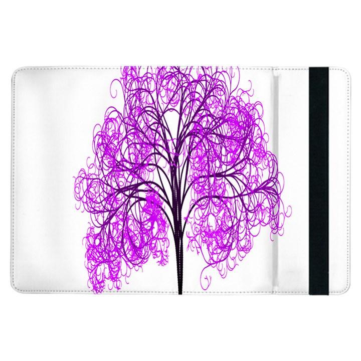 Purple Tree iPad Air Flip