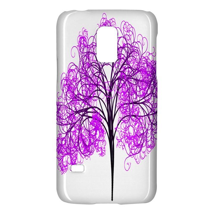 Purple Tree Galaxy S5 Mini