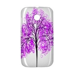 Purple Tree Motorola Moto E
