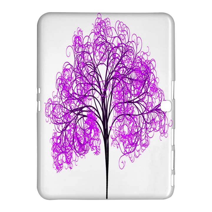 Purple Tree Samsung Galaxy Tab 4 (10.1 ) Hardshell Case