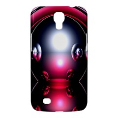 Red 3d  Computer Work Samsung Galaxy Mega 6.3  I9200 Hardshell Case