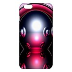Red 3d  Computer Work iPhone 6 Plus/6S Plus TPU Case Front