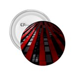 Red Building City 2.25  Buttons Front