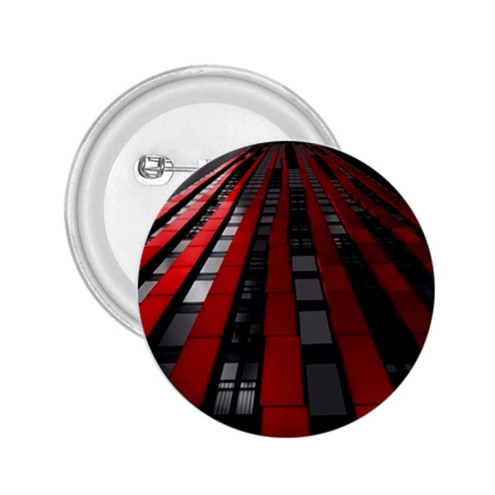 Red Building City 2.25  Buttons