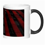 Red Building City Morph Mugs Right