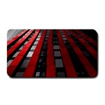 Red Building City Medium Bar Mats 16 x8.5 Bar Mat - 1