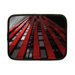 Red Building City Netbook Case (Small)  Front