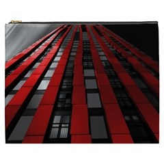 Red Building City Cosmetic Bag (XXXL)