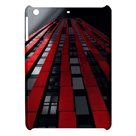 Red Building City Apple iPad Mini Hardshell Case