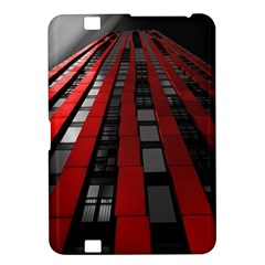 Red Building City Kindle Fire HD 8.9