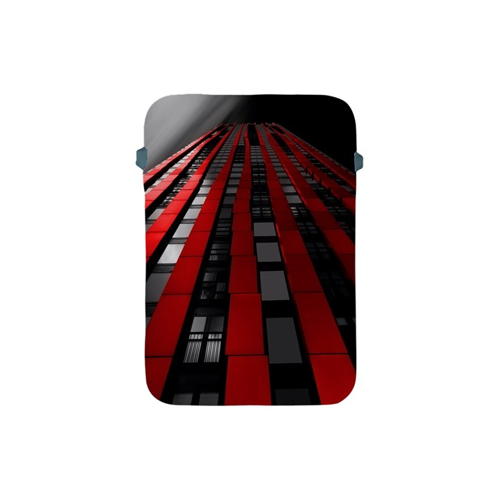 Red Building City Apple iPad Mini Protective Soft Cases