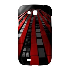 Red Building City Samsung Galaxy Grand GT-I9128 Hardshell Case
