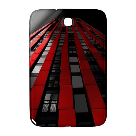 Red Building City Samsung Galaxy Note 8.0 N5100 Hardshell Case