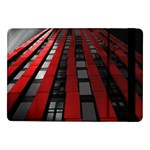 Red Building City Samsung Galaxy Tab Pro 10.1  Flip Case Front
