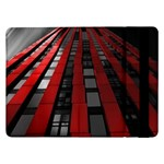 Red Building City Samsung Galaxy Tab Pro 12.2  Flip Case Front