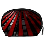 Red Building City Accessory Pouches (Large)  Back