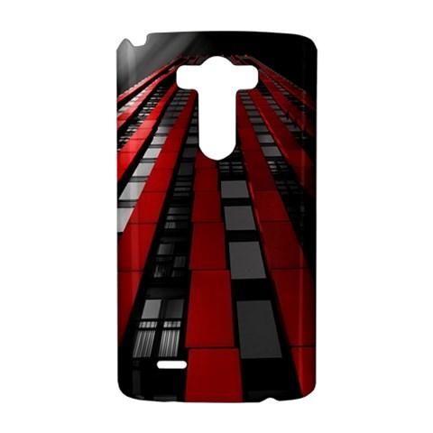 Red Building City LG G3 Hardshell Case