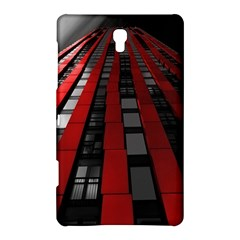 Red Building City Samsung Galaxy Tab S (8.4 ) Hardshell Case