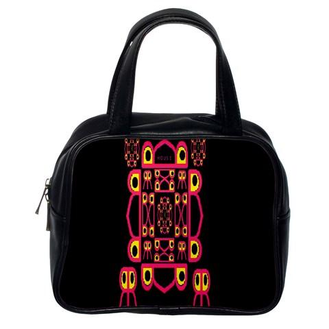 Alphabet Shirt Classic Handbags (One Side)