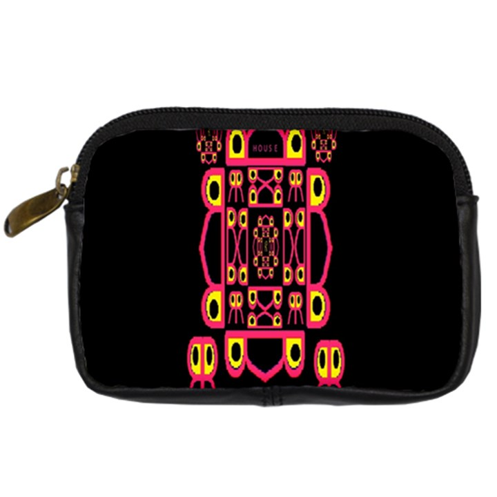 Alphabet Shirt Digital Camera Cases