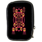 Alphabet Shirt Compact Camera Cases Front