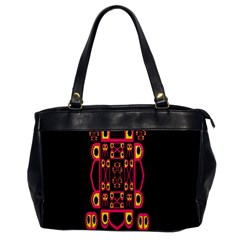 Alphabet Shirt Office Handbags
