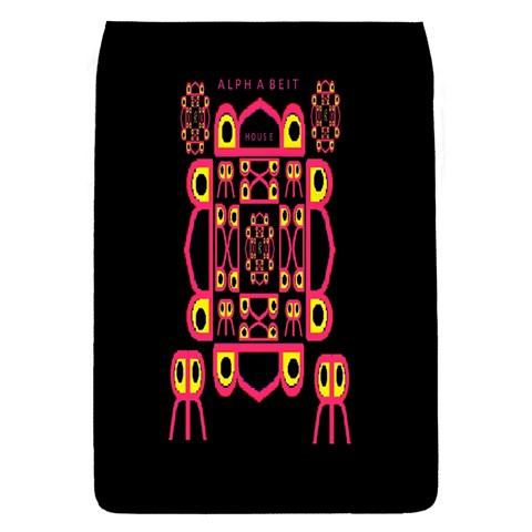 Alphabet Shirt Flap Covers (L)