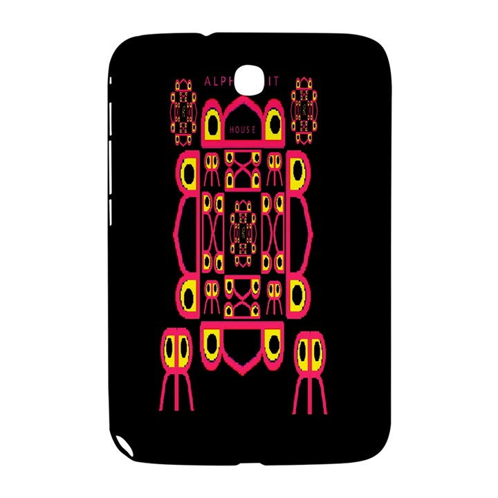 Alphabet Shirt Samsung Galaxy Note 8.0 N5100 Hardshell Case