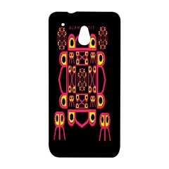 Alphabet Shirt HTC One Mini (601e) M4 Hardshell Case