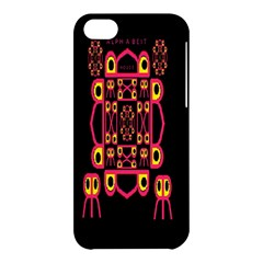 Alphabet Shirt Apple Iphone 5c Hardshell Case