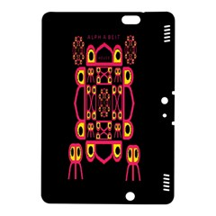 Alphabet Shirt Kindle Fire Hdx 8 9  Hardshell Case