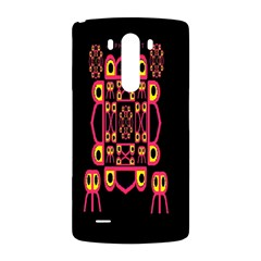 Alphabet Shirt LG G3 Back Case