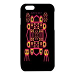 Alphabet Shirt iPhone 6/6S TPU Case Front