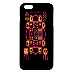 Alphabet Shirt Iphone 6 Plus/6s Plus Tpu Case
