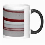 Red Sunglasses Art Abstract  Morph Mugs Right