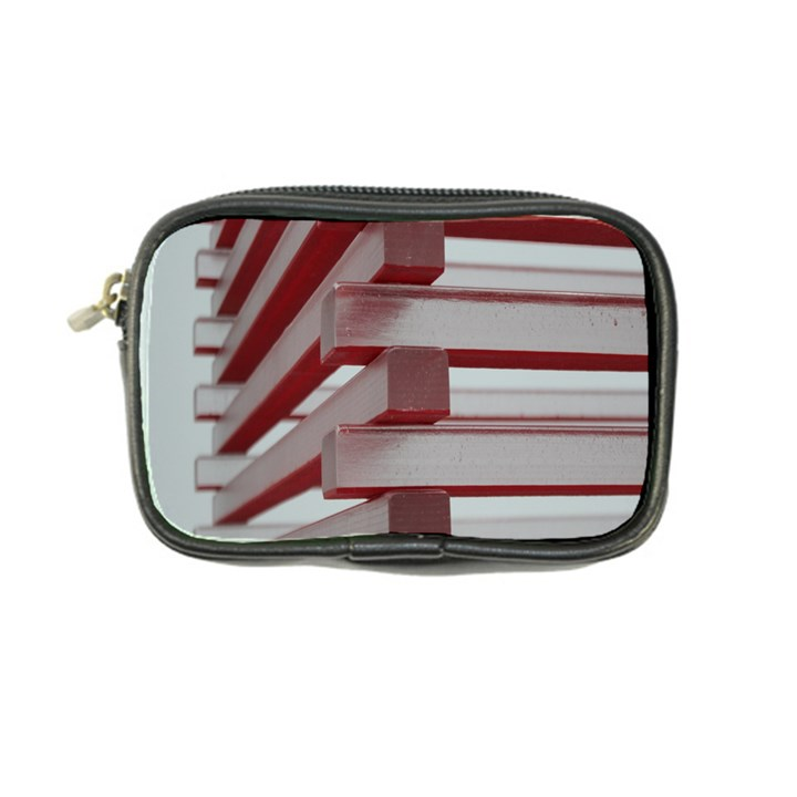 Red Sunglasses Art Abstract  Coin Purse
