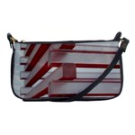 Red Sunglasses Art Abstract  Shoulder Clutch Bags Front