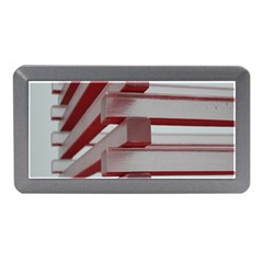 Red Sunglasses Art Abstract  Memory Card Reader (Mini)