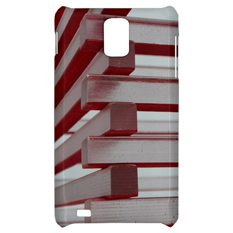 Red Sunglasses Art Abstract  Samsung Infuse 4G Hardshell Case
