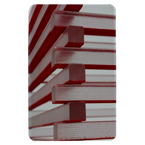 Red Sunglasses Art Abstract  Kindle Fire (1st Gen) Hardshell Case