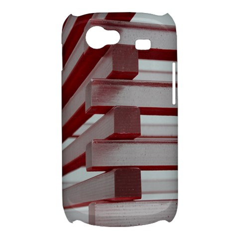 Red Sunglasses Art Abstract  Samsung Galaxy Nexus S i9020 Hardshell Case