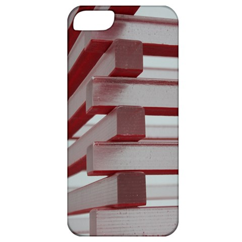 Red Sunglasses Art Abstract  Apple iPhone 5 Classic Hardshell Case