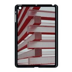 Red Sunglasses Art Abstract  Apple iPad Mini Case (Black)