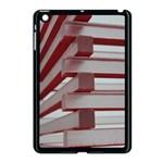 Red Sunglasses Art Abstract  Apple iPad Mini Case (Black) Front